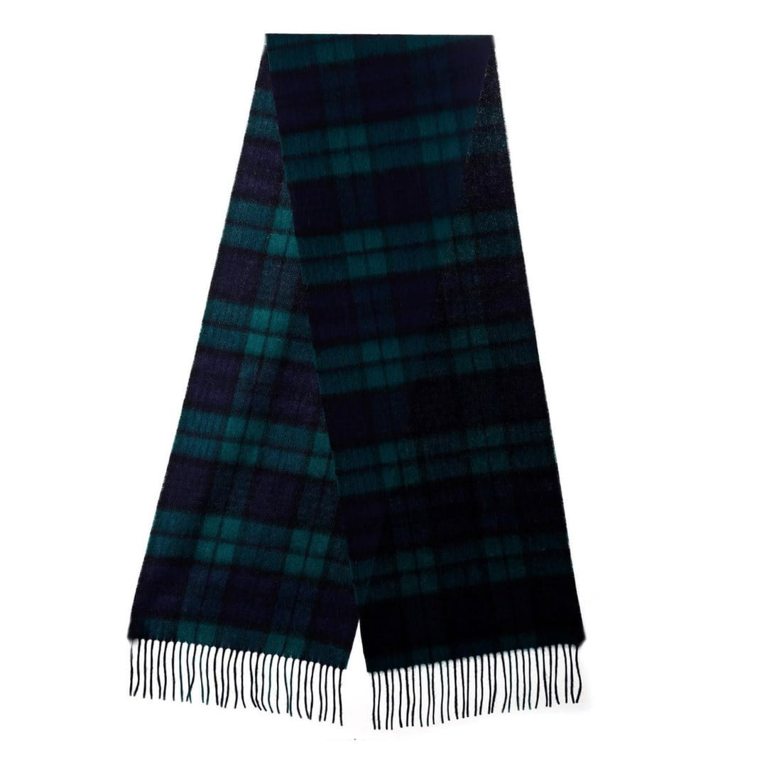 Black Watch Lambswool Scarf 2