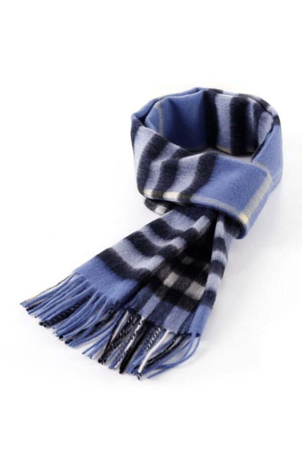 DC Classic Check Scarf Scarves 0006 2