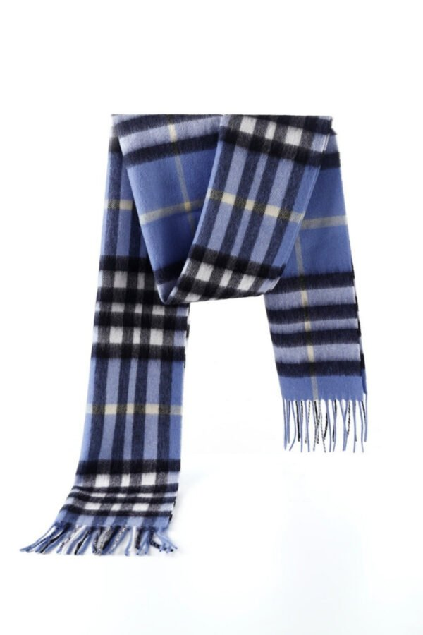 DC Classic Check Scarf Scarves 0006 3