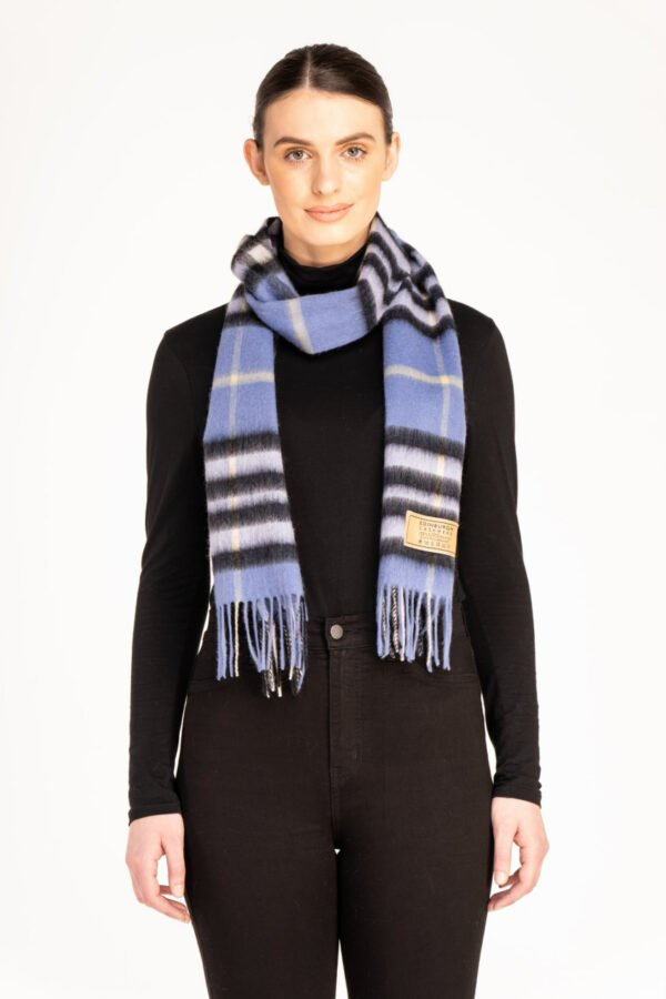 DC Classic Check Scarf Scarves 0006 5