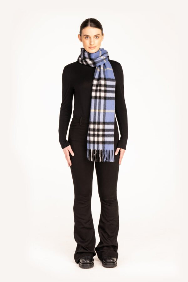 DC Classic Check Scarf Scarves 0006 6