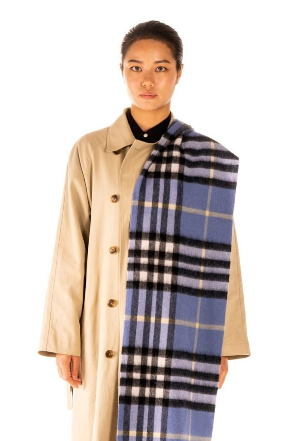 DC Classic Check Scarf Scarves 0006 8