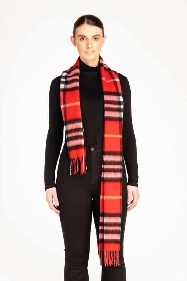G 3 SCARF EC RED G 3  scaled