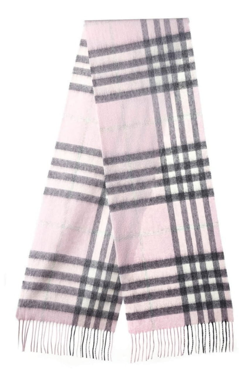 DC Classic Check Scarf Scarves 0051 1