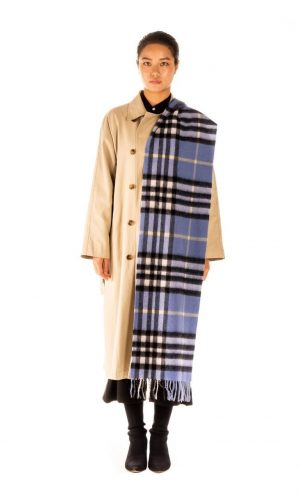 DC Classic Check Scarf Scarves 0006 7